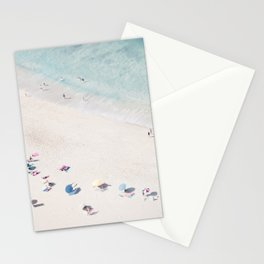 Beach Love 1  (part of a diptych) Art Print Stationery Cards