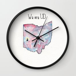 Ohio, University of Dayton, Chapel Wall Clock