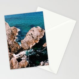 Noosa National Park Cliff Stationery Cards