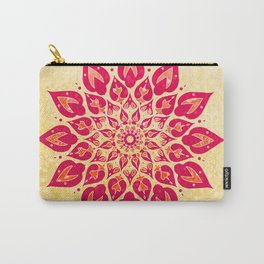 Mandala Savasana Carry-All Pouch