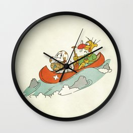 Are You Sure? Wall Clock