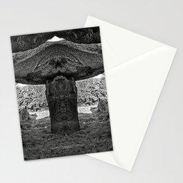 Alien Dolmen Stationery Cards