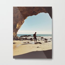 California Metal Print