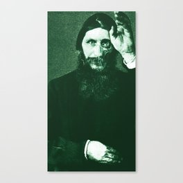 Rasputin 1 Canvas Print