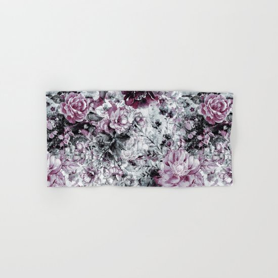 garden in my dream II Hand & Bath Towel