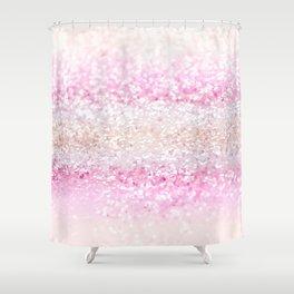 Unicorn Girls Glitter #2 #shiny #pastel #decor #art #society6 Shower Curtain