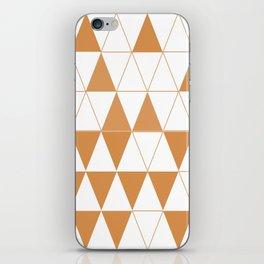 Geometric DC iPhone Skin