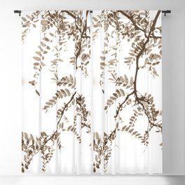 Among the Trees Blackout Curtain