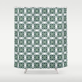 Green Gables Shower Curtain