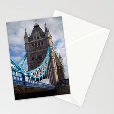 London Tower Bridge Stationery Cards