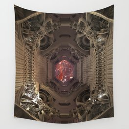 Space Checkpoints TA KentPress Wall Tapestry