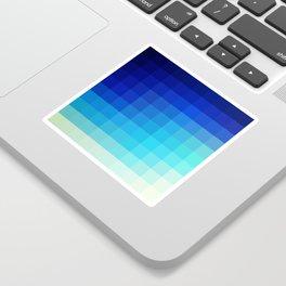Abstract Deep Water Utukku Sticker