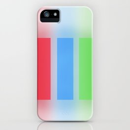 Pillars iPhone Case