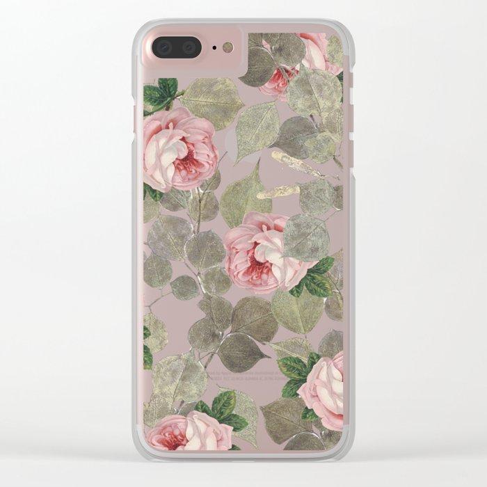 Rebirth #society6 #decor #buyart Clear iPhone Case