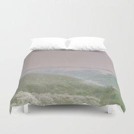 Chromatic Canyon Duvet Cover