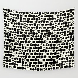 Black Tie Collection Small Geo Wall Tapestry