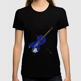 Connecticut State Fiddle T-shirt
