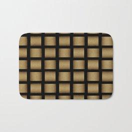 Golden Cross Bath Mat