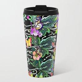 Butterfly Vine Travel Mug