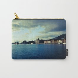 BERGEN CITY, NORWAY Carry-All Pouch