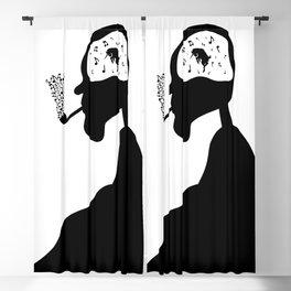 Devil's Dance Blackout Curtain