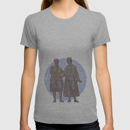 Poets and Thinkers and Flowers T-shirt