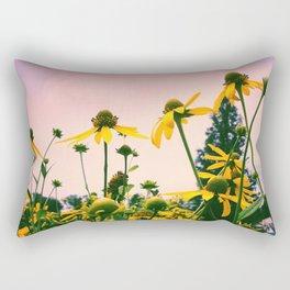 Wild Abandon Rectangular Pillow