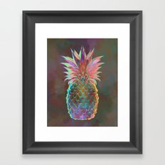 Pineapple Express Framed Art Print