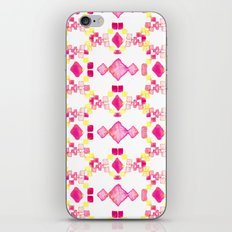 Watercolor Aztec iPhone & iPod Skin