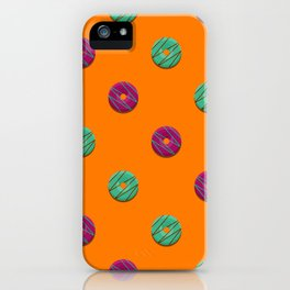 Jazz + Mint iPhone Case