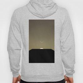 2001 Space Odyssey Minimal Dawn of Man Monolith Alignment Hoody