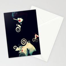 Intoxicating (rustic colors ) Stationery Cards