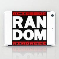 random iPad Cases featuring RANDOM by PsychoBudgie