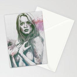 Gloria: Purple Stationery Cards