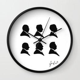 La Cosa Nostra Wall Clock