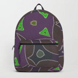 Decorazione Viola Backpack
