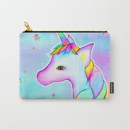 Twinkle Unicorn Carry-All Pouch