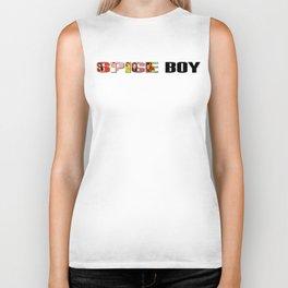 Spice Boy Biker Tank