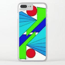 Avian 3 Clear iPhone Case