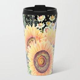 Flower bouquet #35 Travel Mug
