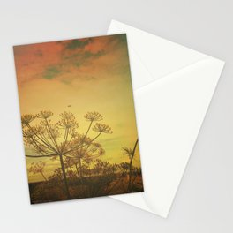 Summer Enchantment Love Stationery Cards