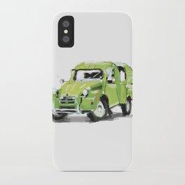 2cv Van iPhone Case