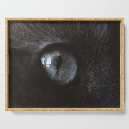 Cats Eye Serving Tray