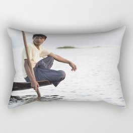 INTENSITY Rectangular Pillow