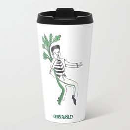 Elvis Parsley1 Travel Mug