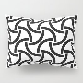 monochrome 99 Pillow Sham