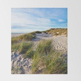 Magic Danish Coast Throw Blanket