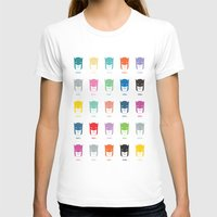 pantone T-shirts featuring Pantone Knight by James Northcote