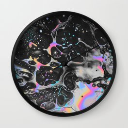 MUSEUM OF CONTRADICTION Wall Clock