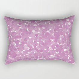 Bodacious Polka Dot Bubbles Rectangular Pillow